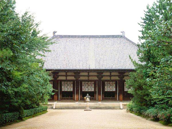 C 法隆寺・西ノ京