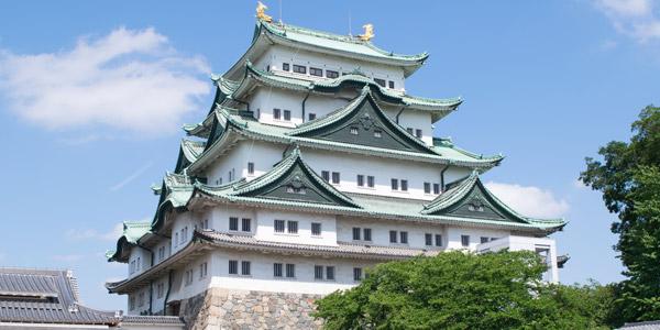 名古屋城(愛知県名古屋市中区)