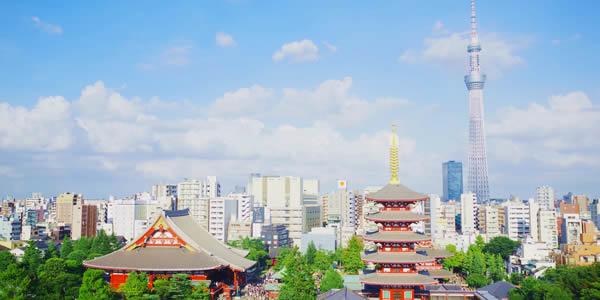 東京スカイツリーR(墨田区)&浅草(台東区)