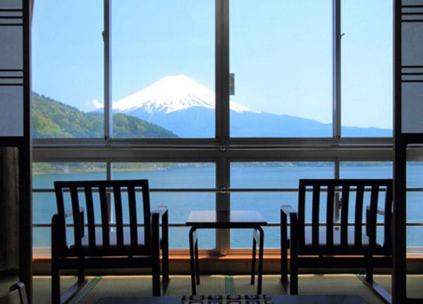 【山梨県】富士河口湖温泉 ホテルニューセンチュリー