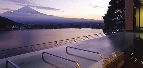 富士河口湖温泉 風のテラス KUKUNA