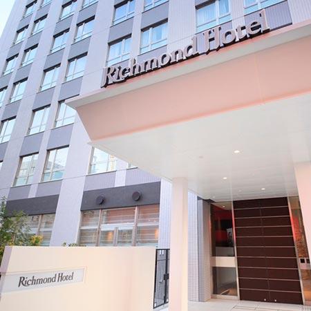 リッチモンドホテルなんば大国町