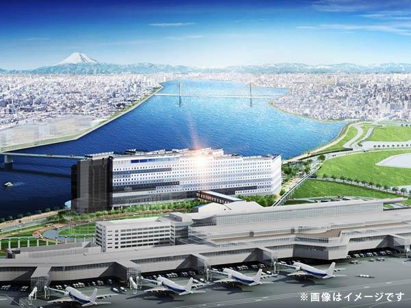 住友不動産ホテル ヴィラフォンテーヌグランド羽田空港(4月21日新規開業)