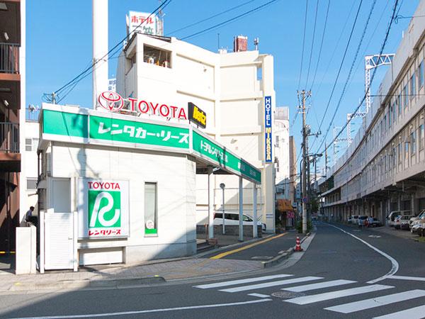 トヨタレンタカー広島新幹線口店