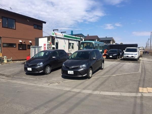 北海道トラベルレンタカー 新千歳空港営業所