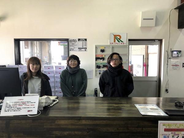 リテノアレンタカー 鹿児島空港店