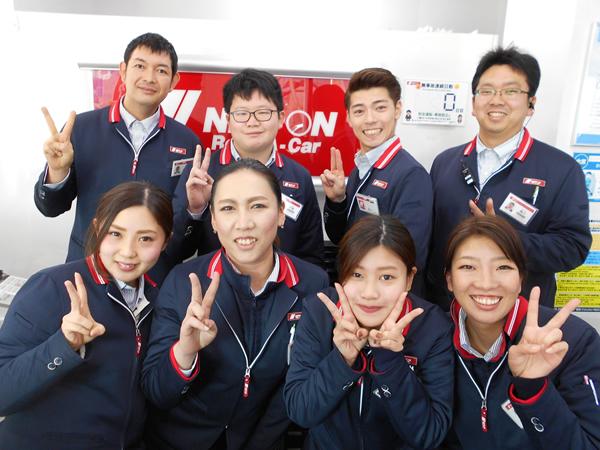 ニッポンレンタカー 福岡空港第1店
