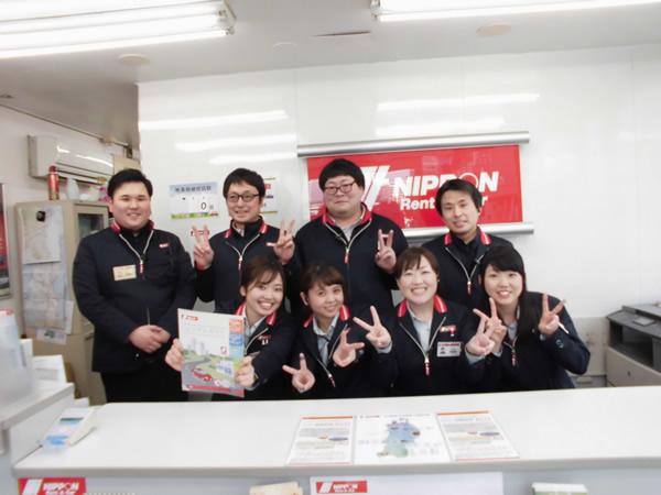 ニッポンレンタカー 仙台駅前ターミナル店