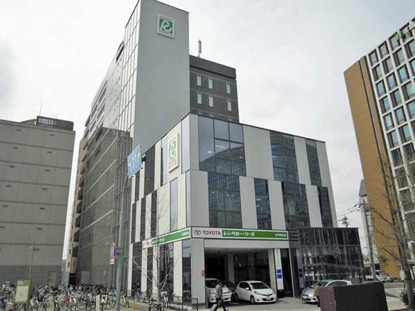 トヨタレンタカー金沢駅西口