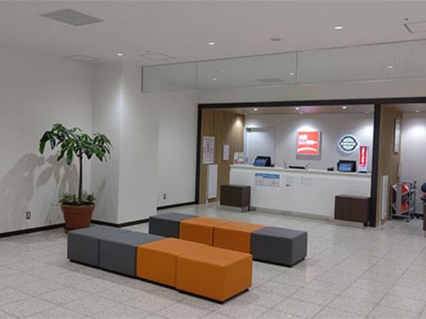 日産レンタカー大阪空港