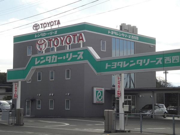 トヨタレンタカー松山空港