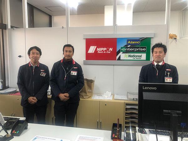 ニッポンレンタカー 羽田