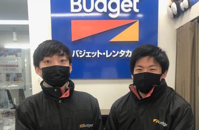 バジェットレンタカー 名古屋駅前店