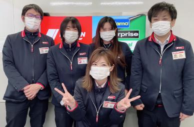 ニッポンレンタカー 広島空港店