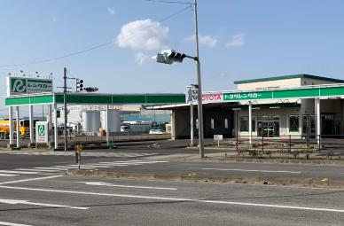 トヨタレンタカー 仙台空港店