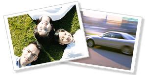 レンタカーのイメージ