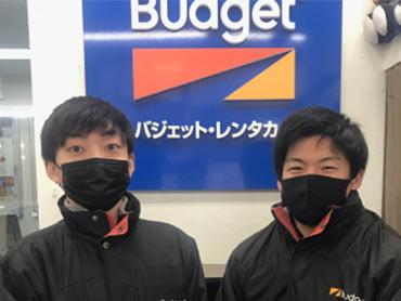 バジェットレンタカー名古屋駅前店