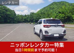 ニッポンレンタカー特集