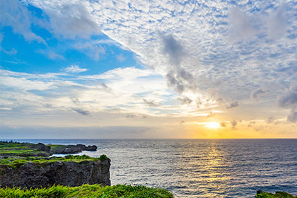 沖縄の絶景スポット38選!