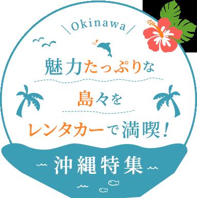 沖縄をレンタカーで楽しむ!お得なクーポンやエリア情報も