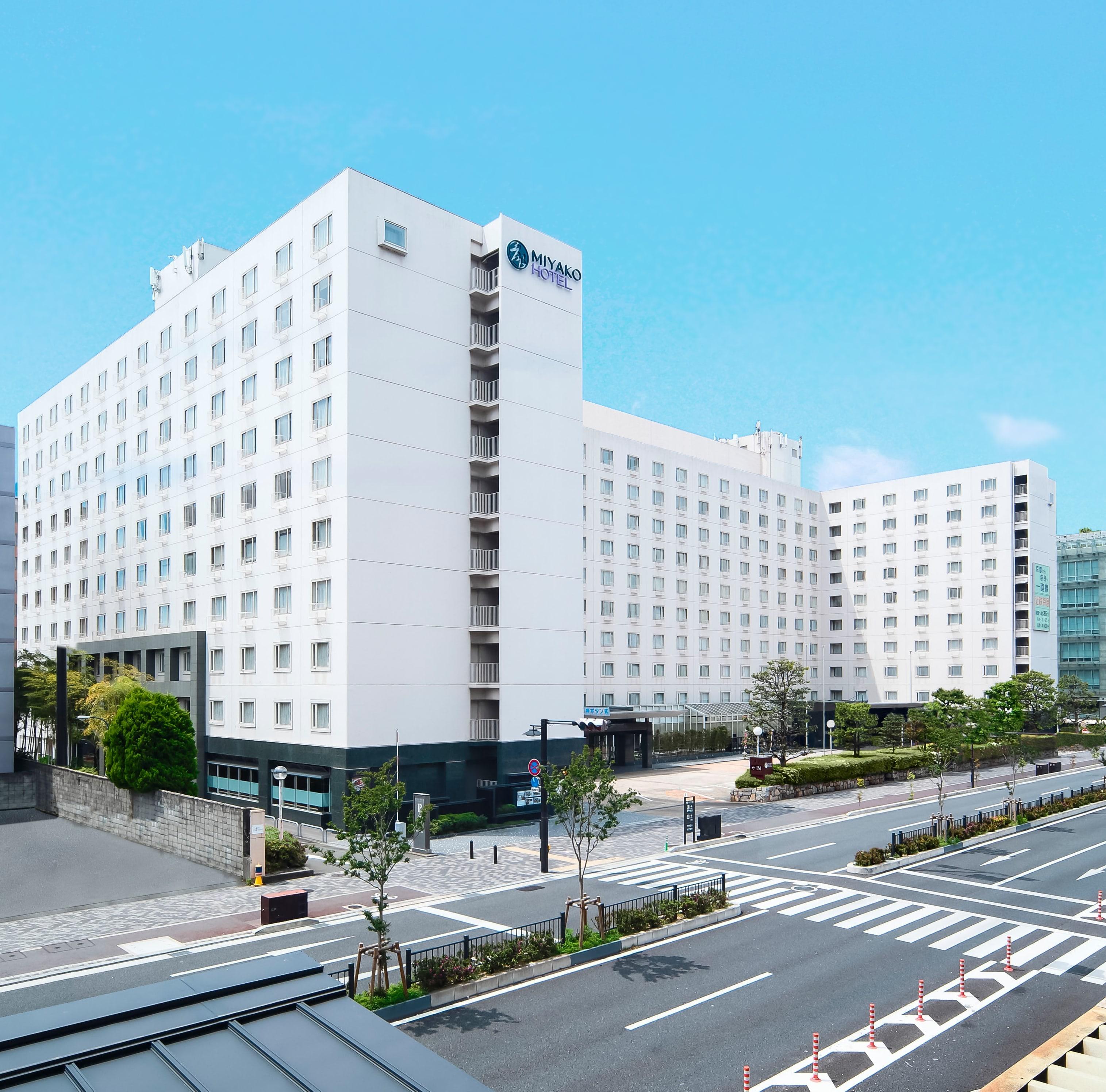 都ホテル 京都八条(旧:新・都ホテル)写真