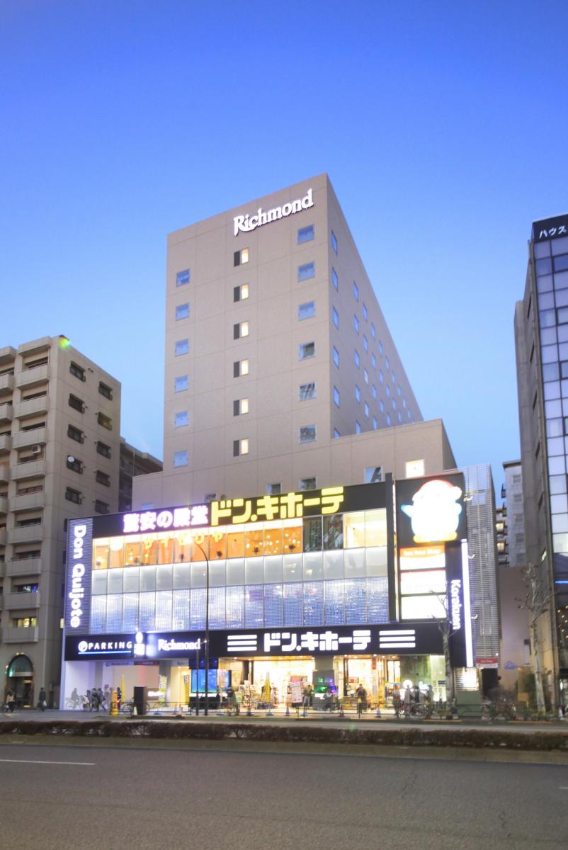 リッチモンドホテル東京水道橋写真