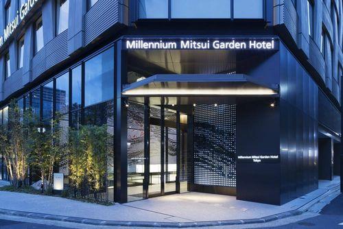 ミレニアム三井ガーデンホテル東京写真