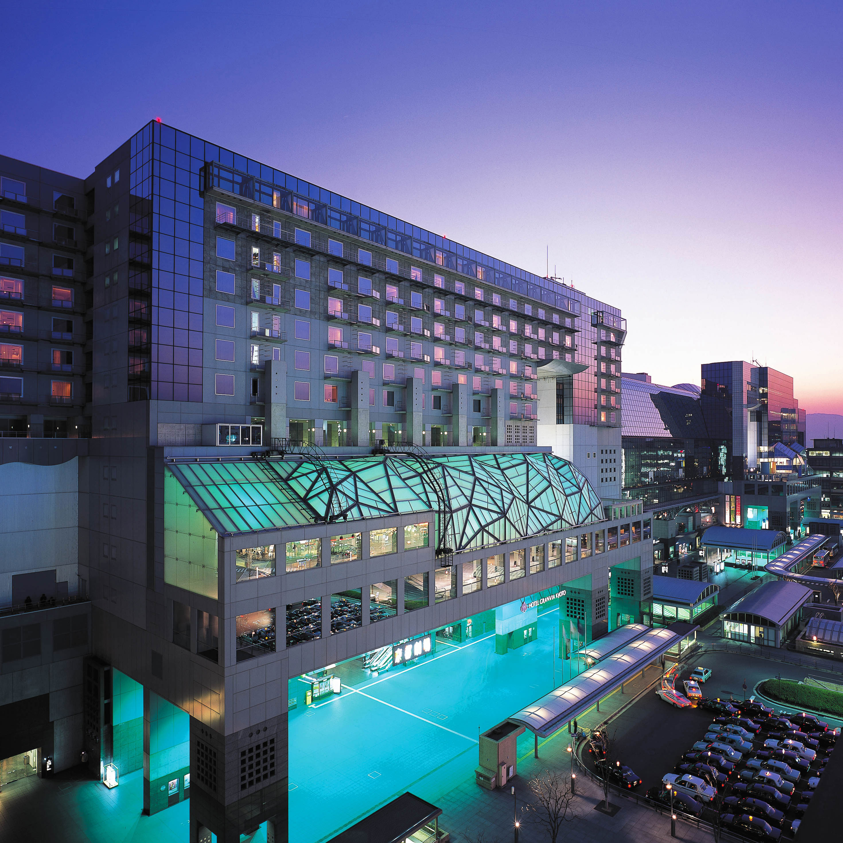 ホテルグランヴィア京都写真
