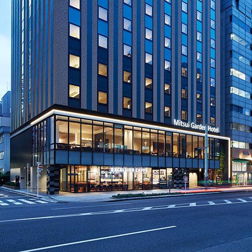 三井ガーデンホテル京橋写真