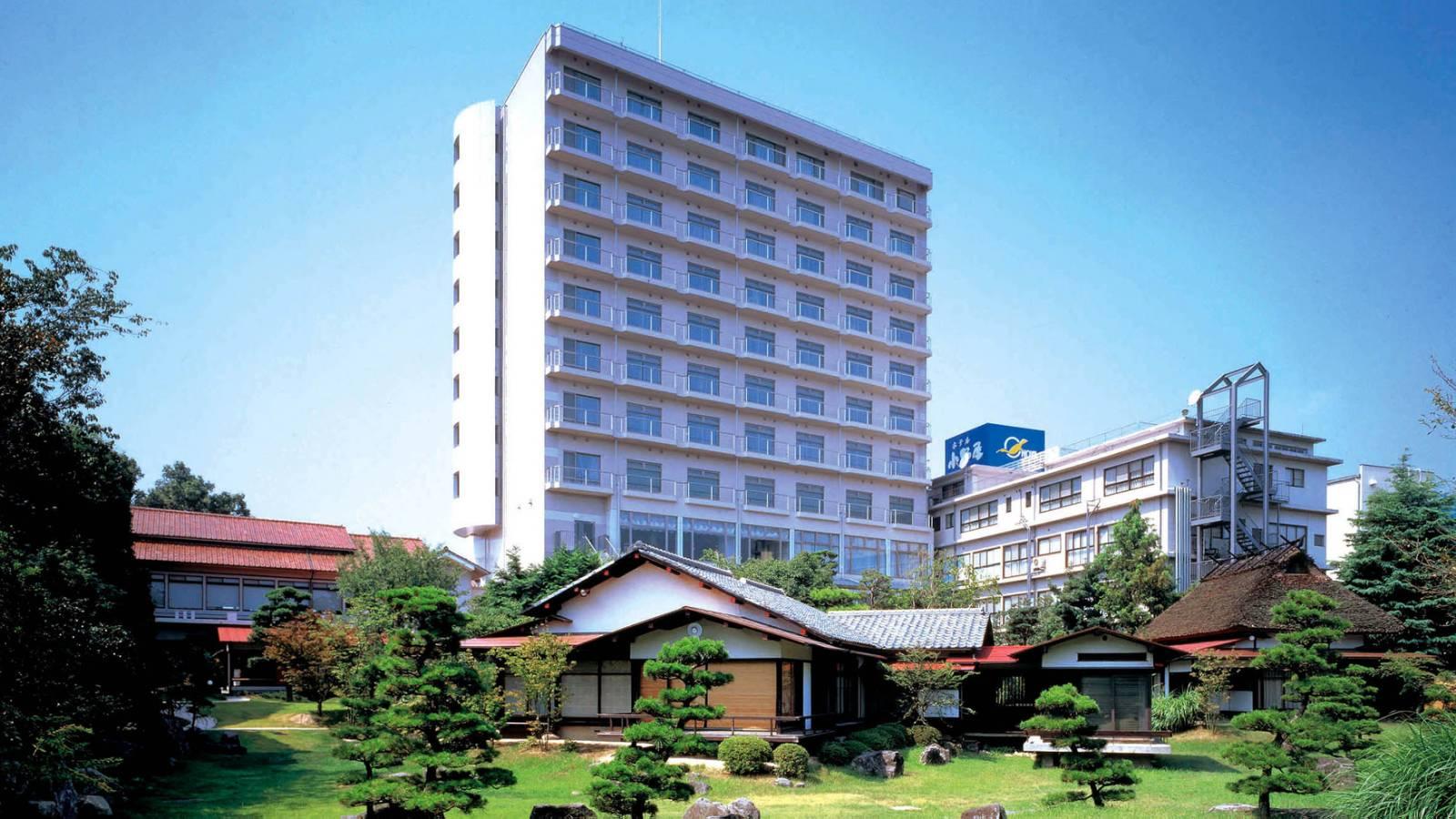 原鶴温泉 ホテルパーレンス小野屋写真