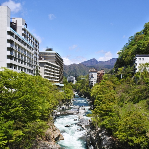 鬼怒川温泉ホテル写真