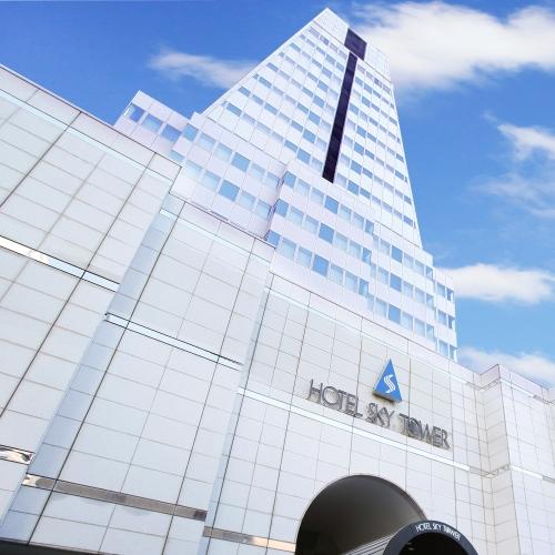 ホテルスカイタワー宮崎駅前写真