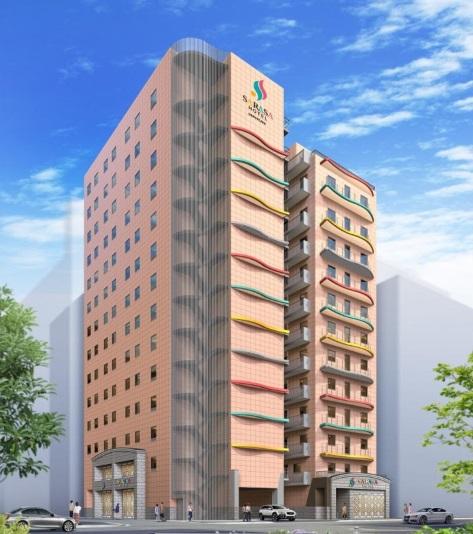SARASA HOTEL新大阪(サラサ ホテル新大阪 2018年9月開業)写真