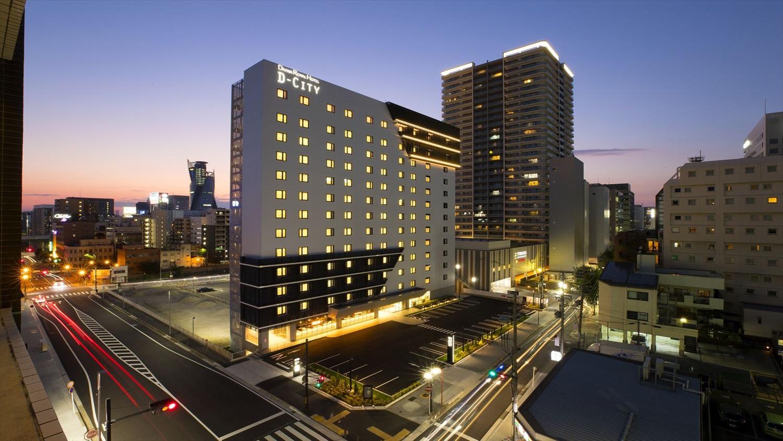 ダイワロイヤルホテル D-CITY 名古屋納屋橋写真