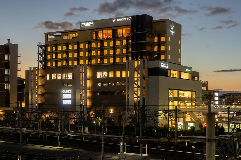 CANDEO HOTELS(カンデオホテルズ)大阪岸辺(2018年11月17日オープン)写真