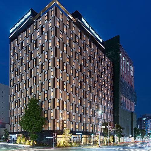 三井ガーデンホテル福岡祇園写真