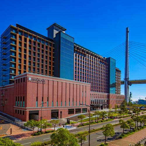 リーベルホテル アット ユニバーサル・スタジオ・ジャパン写真
