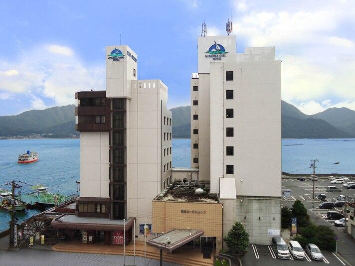 宮島コーラルホテル写真