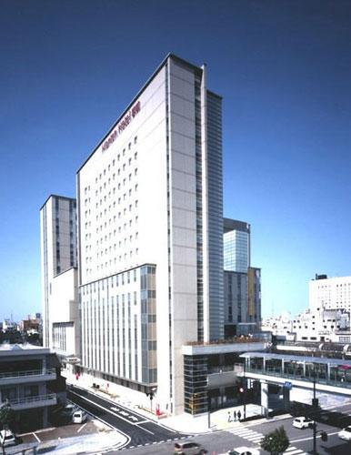 高岡マンテンホテル駅前写真