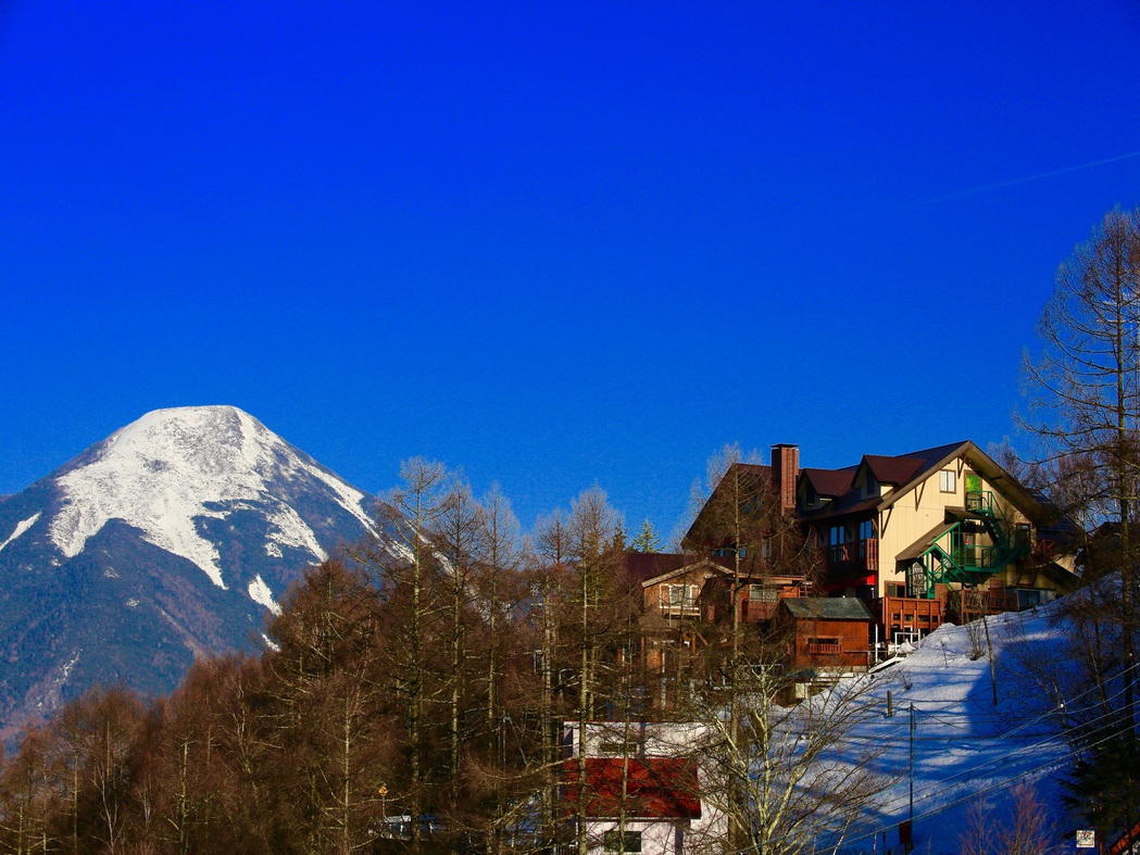 温泉山岳ホテル アンデルマット写真