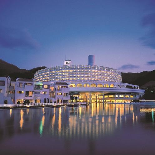 大江戸温泉物語 ホテルレオマの森写真