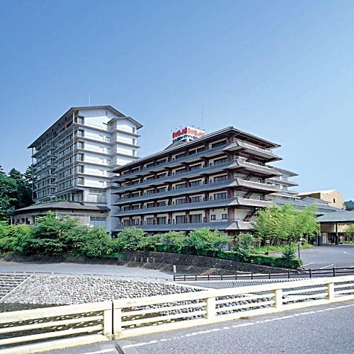 磯部温泉 舌切雀のお宿 ホテル磯部ガーデン写真