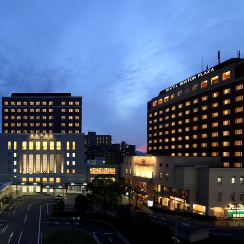 ホテルボストンプラザ草津 びわ湖写真