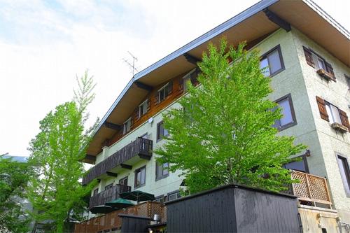 星降る高原の小さなホテル 白馬ベルグハウス写真