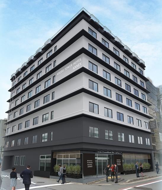 京都タワーホテルアネックス(2017年3月23日リニューアルオープン)写真