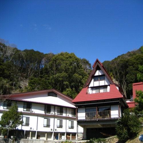 南伊豆弓ヶ浜温泉 古民家の宿 山海写真
