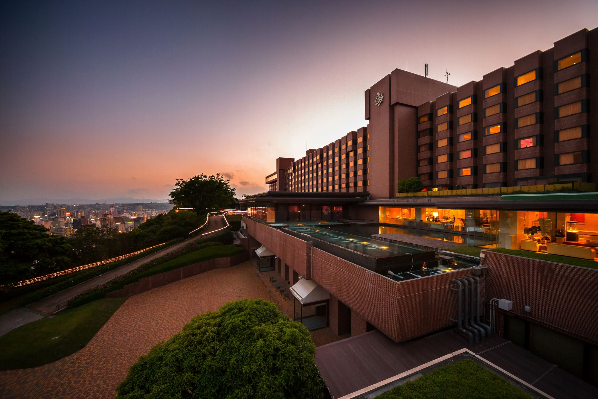 SHIROYAMA HOTEL kagoshima(城山ホテル鹿児島)(旧:城山観光ホテル)写真
