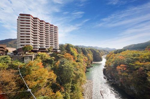 鬼怒川温泉 ホテルサンシャイン鬼怒川写真