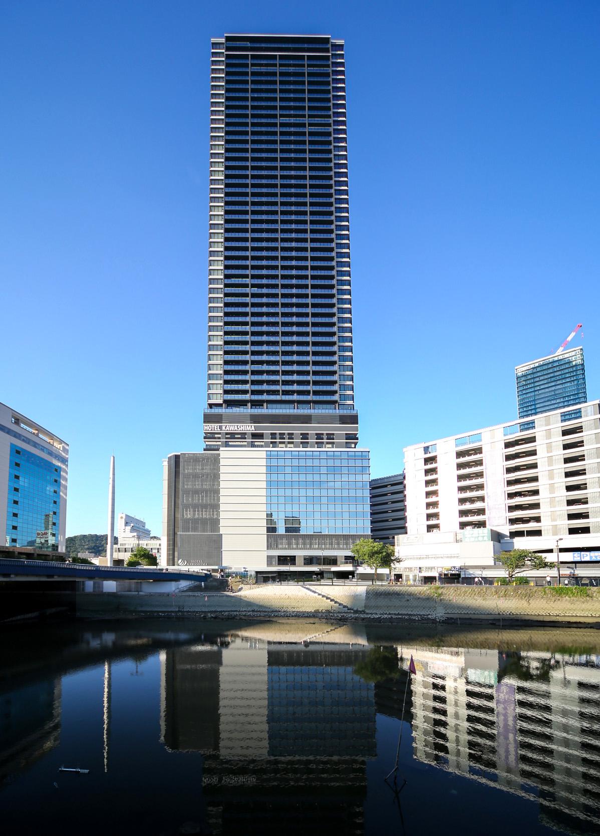 ホテル川島 広島駅直結写真