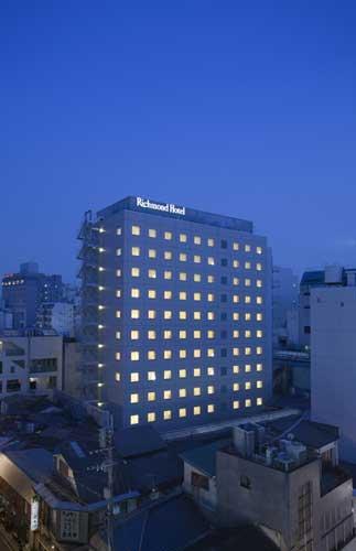 リッチモンドホテル熊本新市街写真